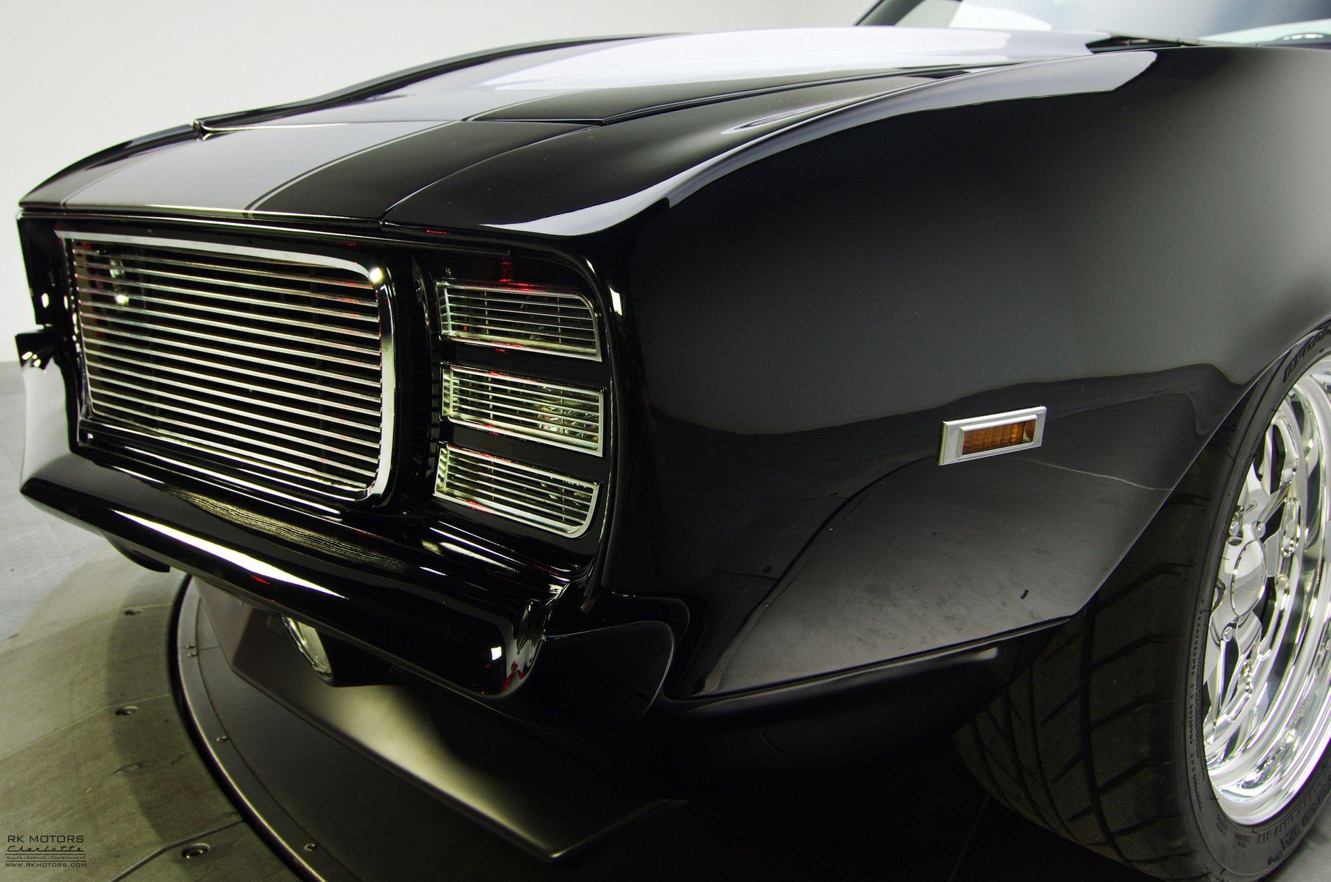 132817 1969 Chevrolet Camaro RK Motors Classic Cars for Sale