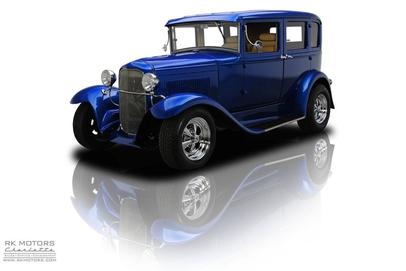For Sale 1930 Ford Sedan