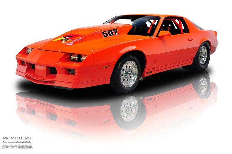 132830 1983 Chevrolet Camaro RK Motors Classic Cars for Sale