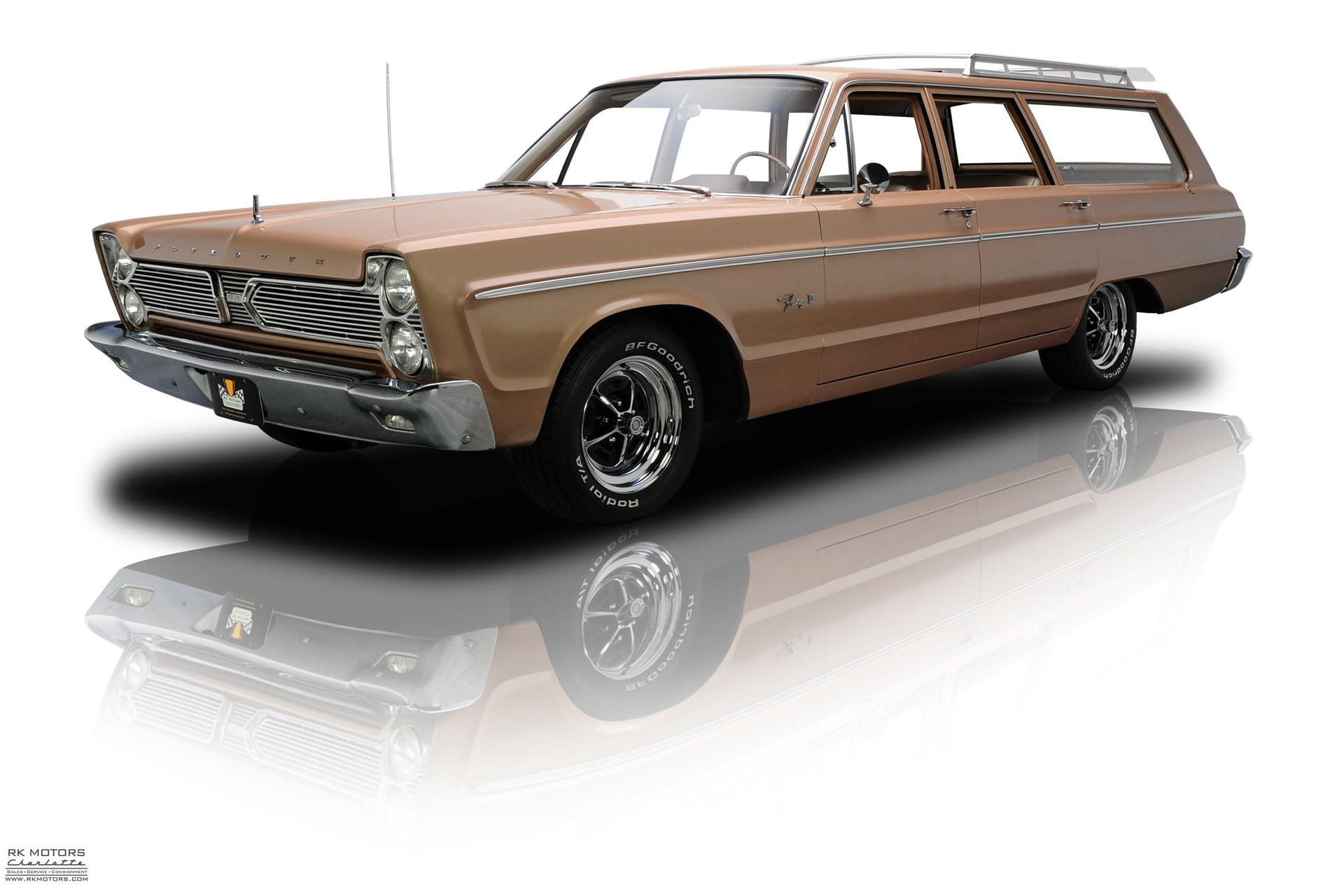 1966 plymouth fury ii