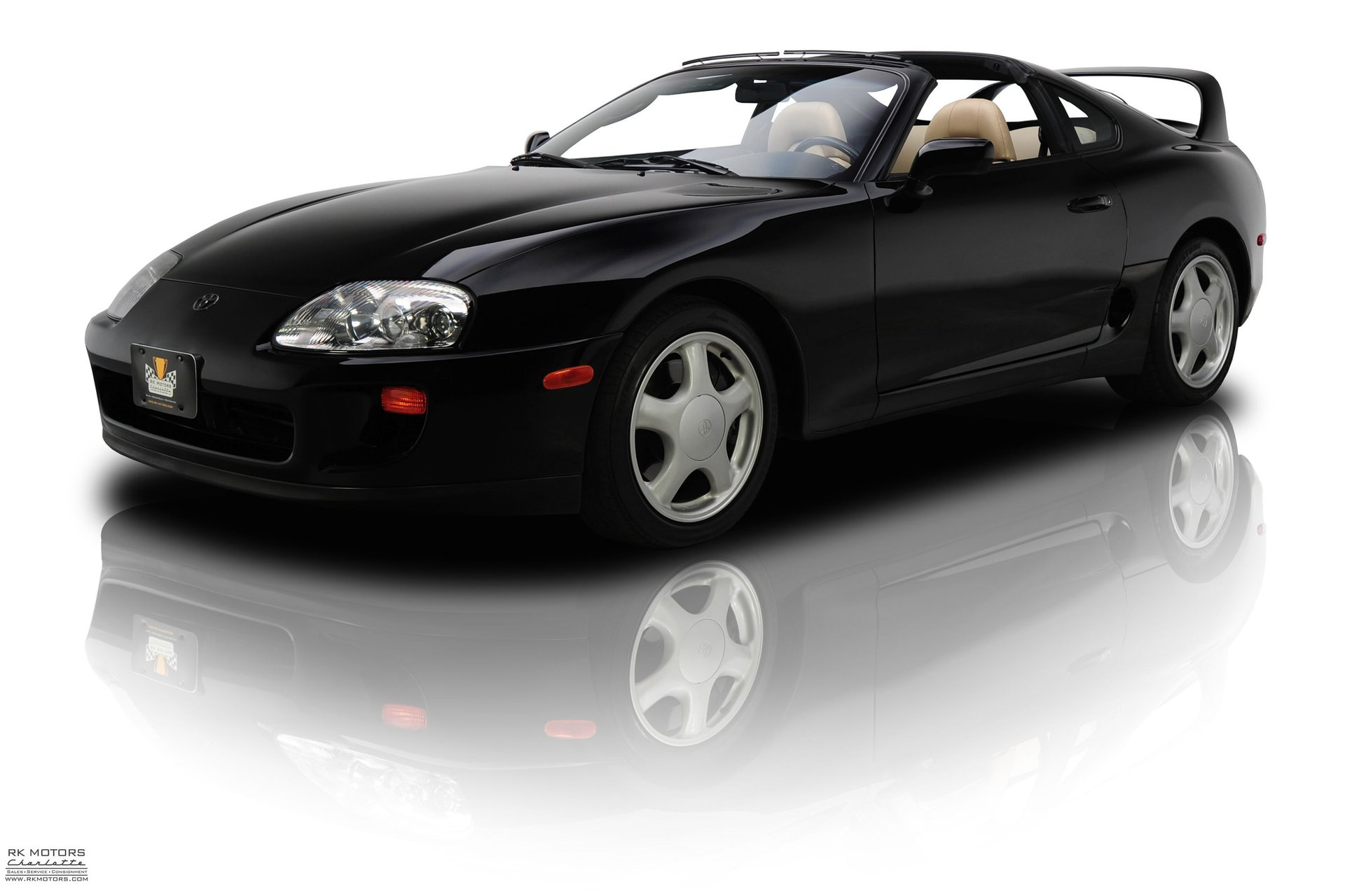 1995 toyota supra twin turbo