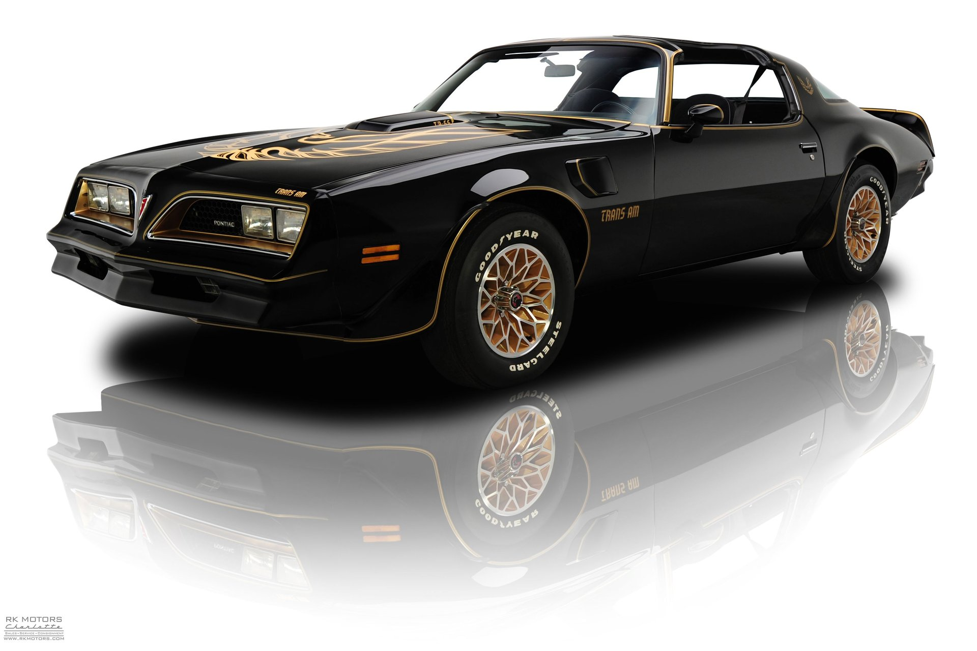 1977 pontiac firebird trans am se
