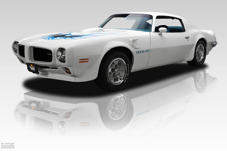 For Sale 1973 Pontiac Firebird
