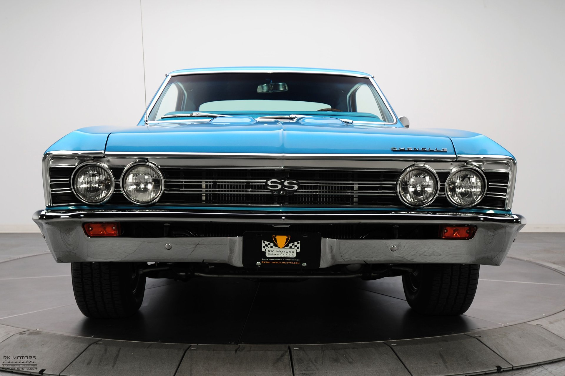 132868 1967 Chevrolet Chevelle RK Motors Classic Cars for Sale