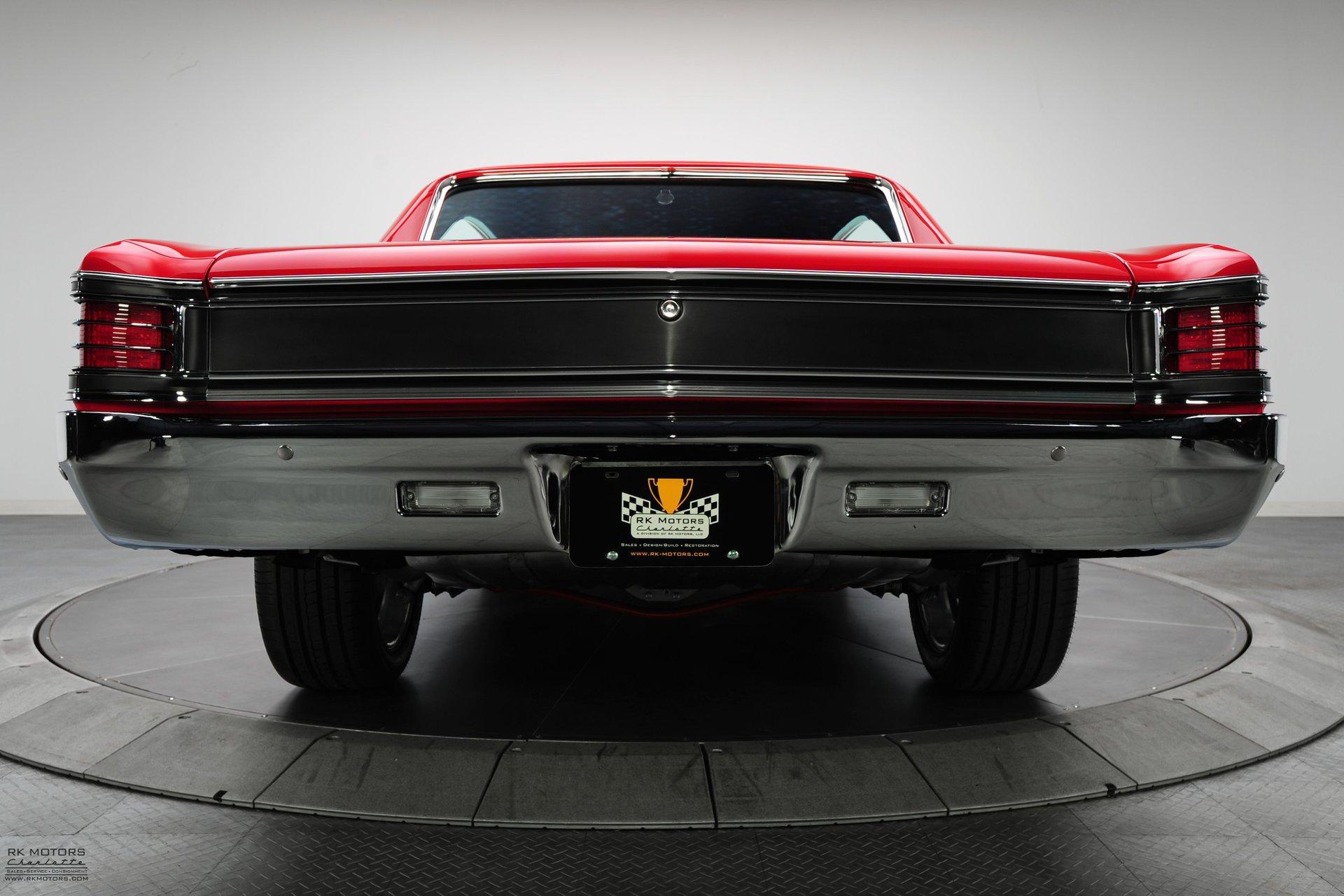 132870 1967 Chevrolet Chevelle RK Motors Classic Cars for Sale