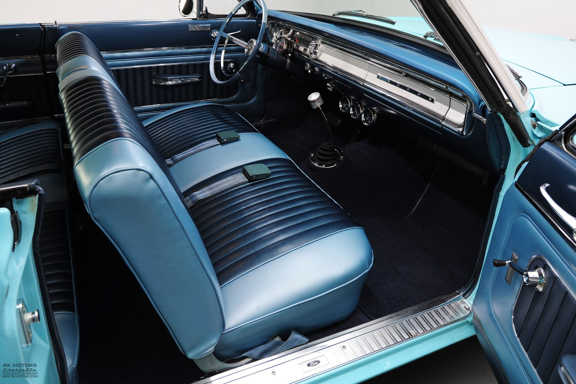 Prime 132887 1965 Ford Falcon Rk Motors Classic Cars For Sale Caraccident5 Cool Chair Designs And Ideas Caraccident5Info