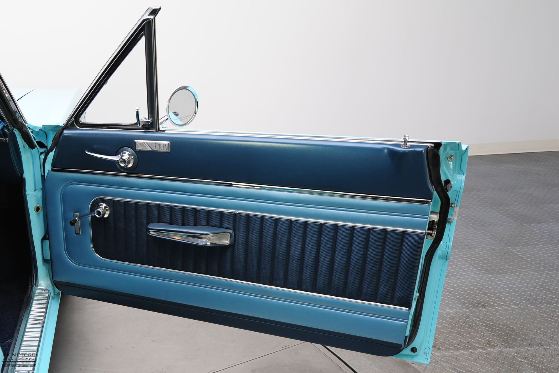 132887 1965 Ford Falcon RK Motors Classic Cars for Sale