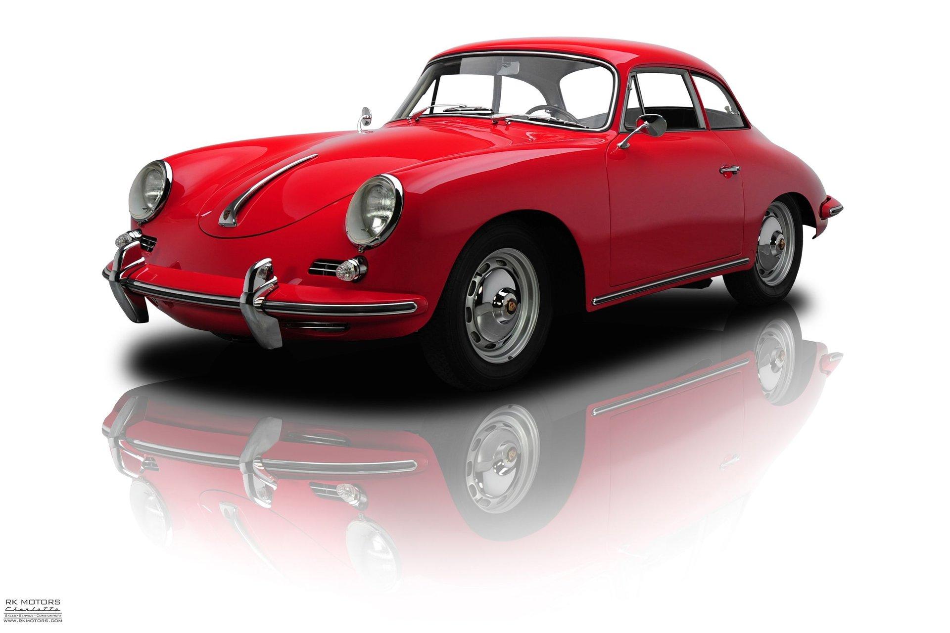 1961 porsche 356 b super