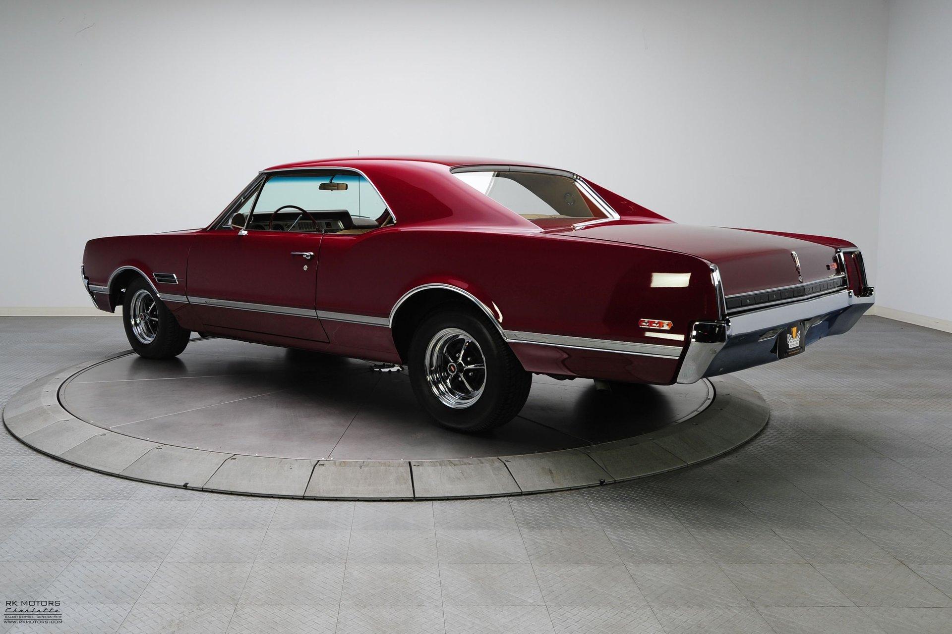 132930 1966 Oldsmobile Cutlass RK Motors Classic Cars for Sale
