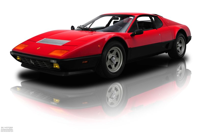 For Sale 1982 Ferrari 512