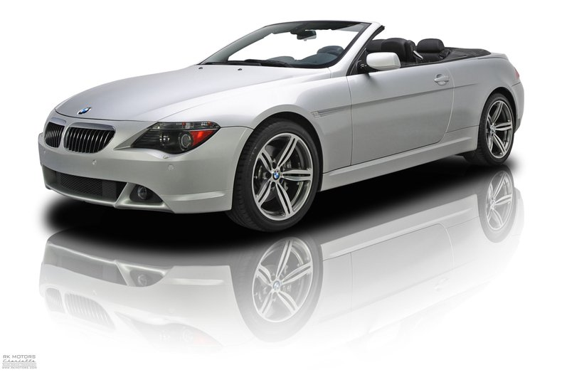 For Sale 2007 BMW 650I
