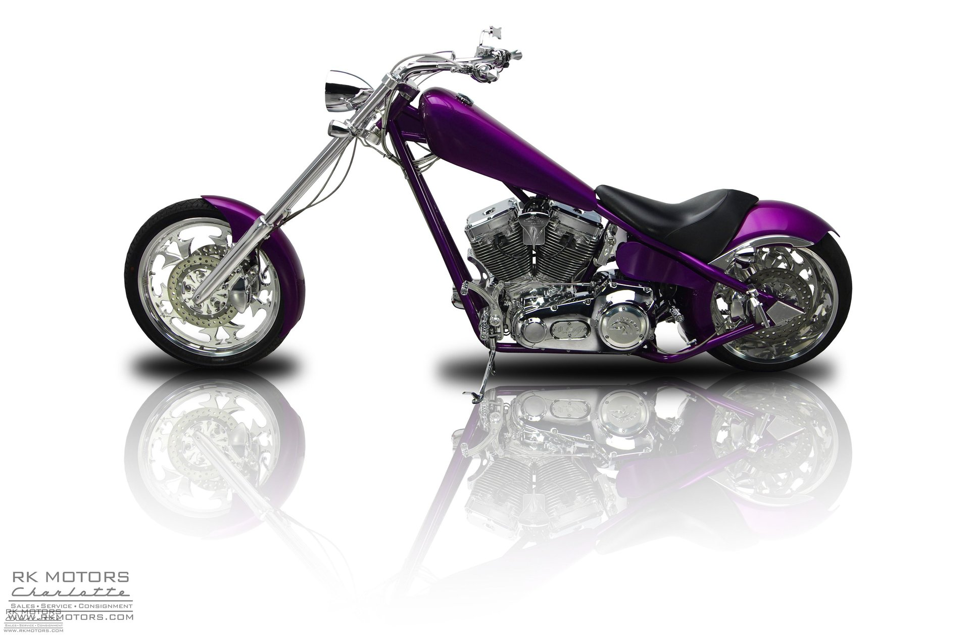2005 american ironhorse lsc
