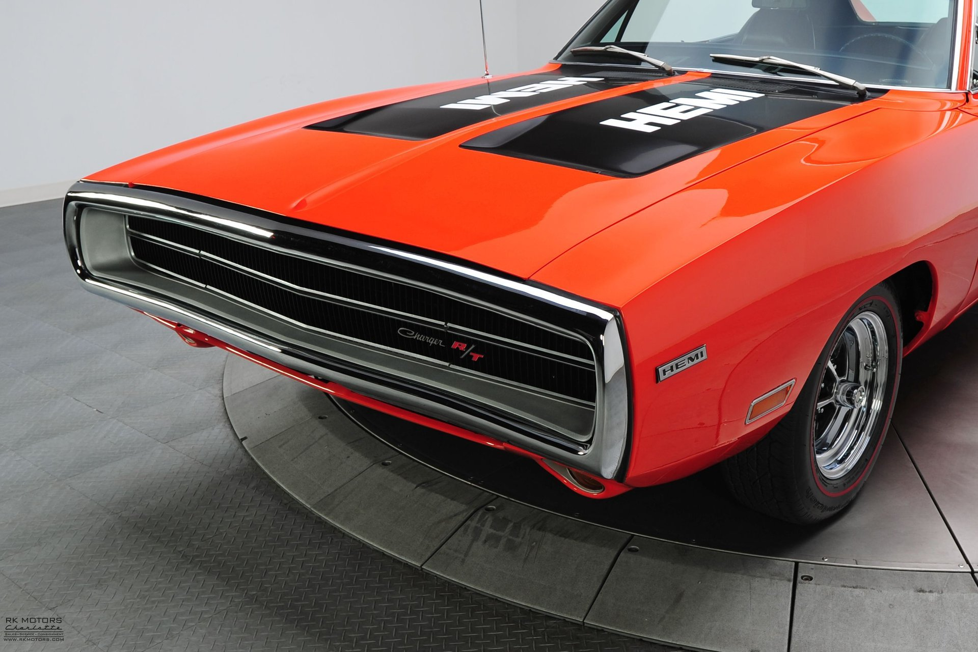132956 1970 Dodge Charger Rk Motors Classic Cars For Sale