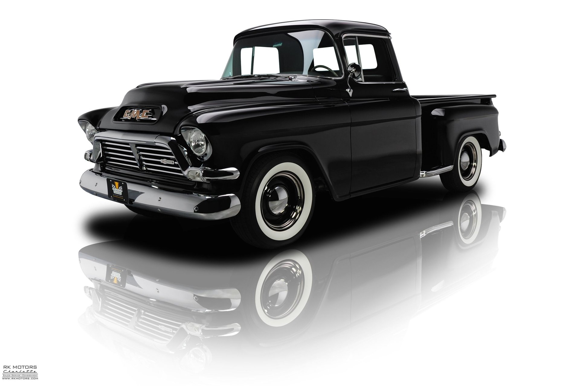 1957 gmc 1 2 ton pickup