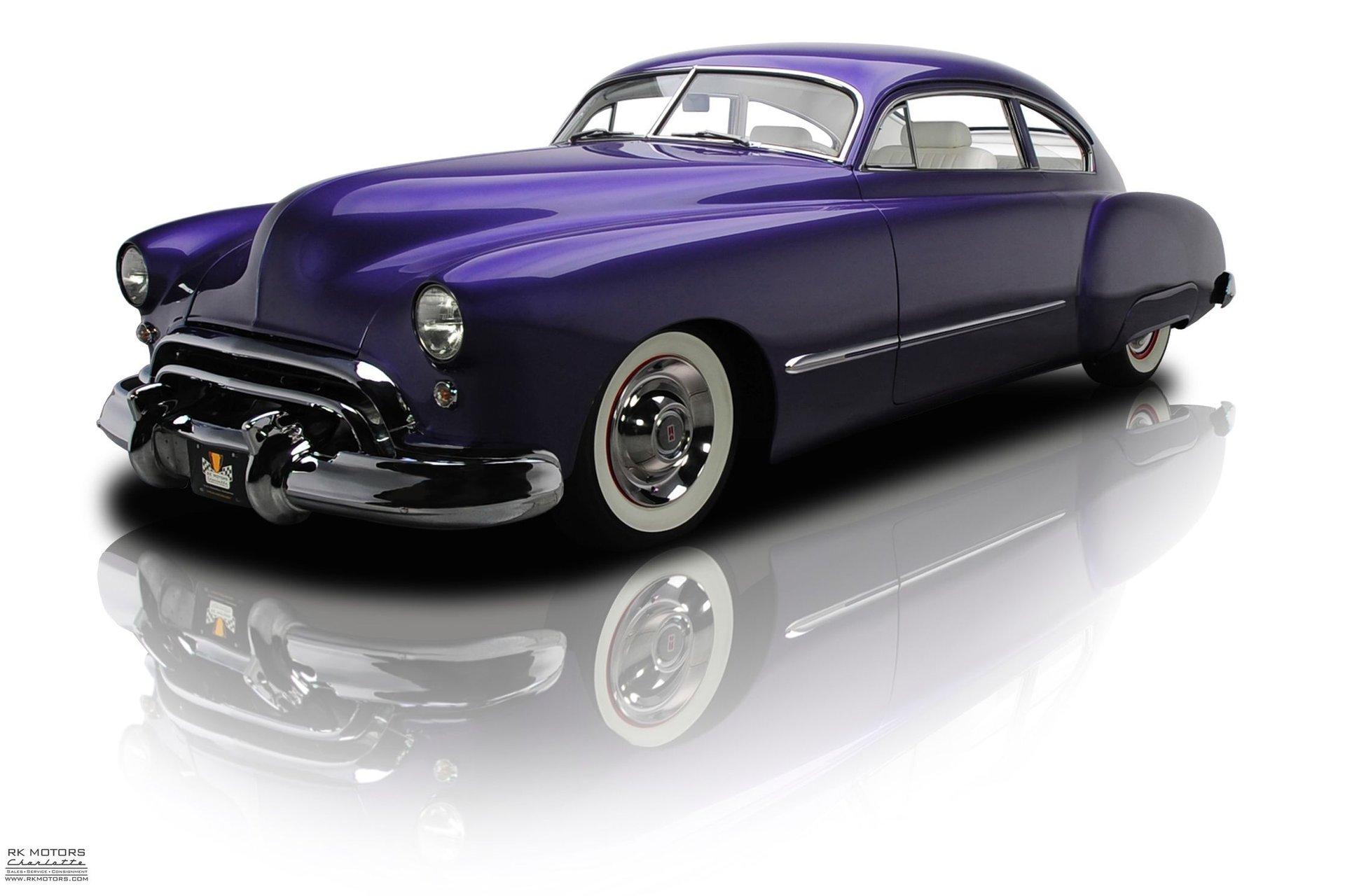 1948 oldsmobile futuramic 98