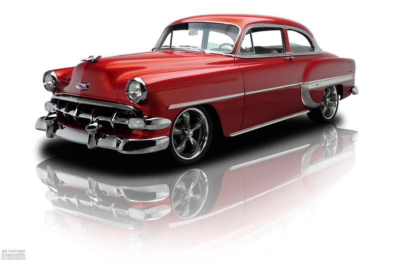 For Sale 1954 Chevrolet Bel Air