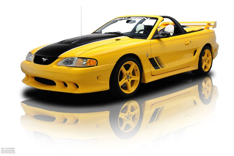 For Sale 1998 Ford Mustang