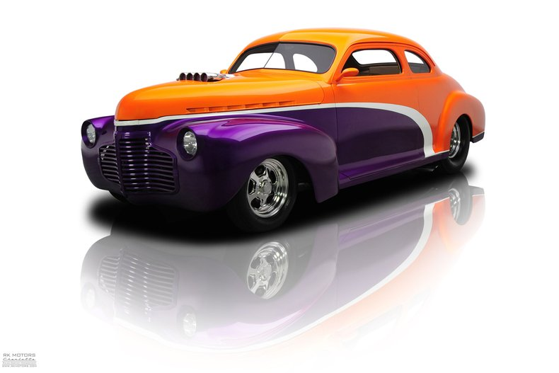 133069 1941 Chevrolet Coupe RK Motors Classic Cars for Sale