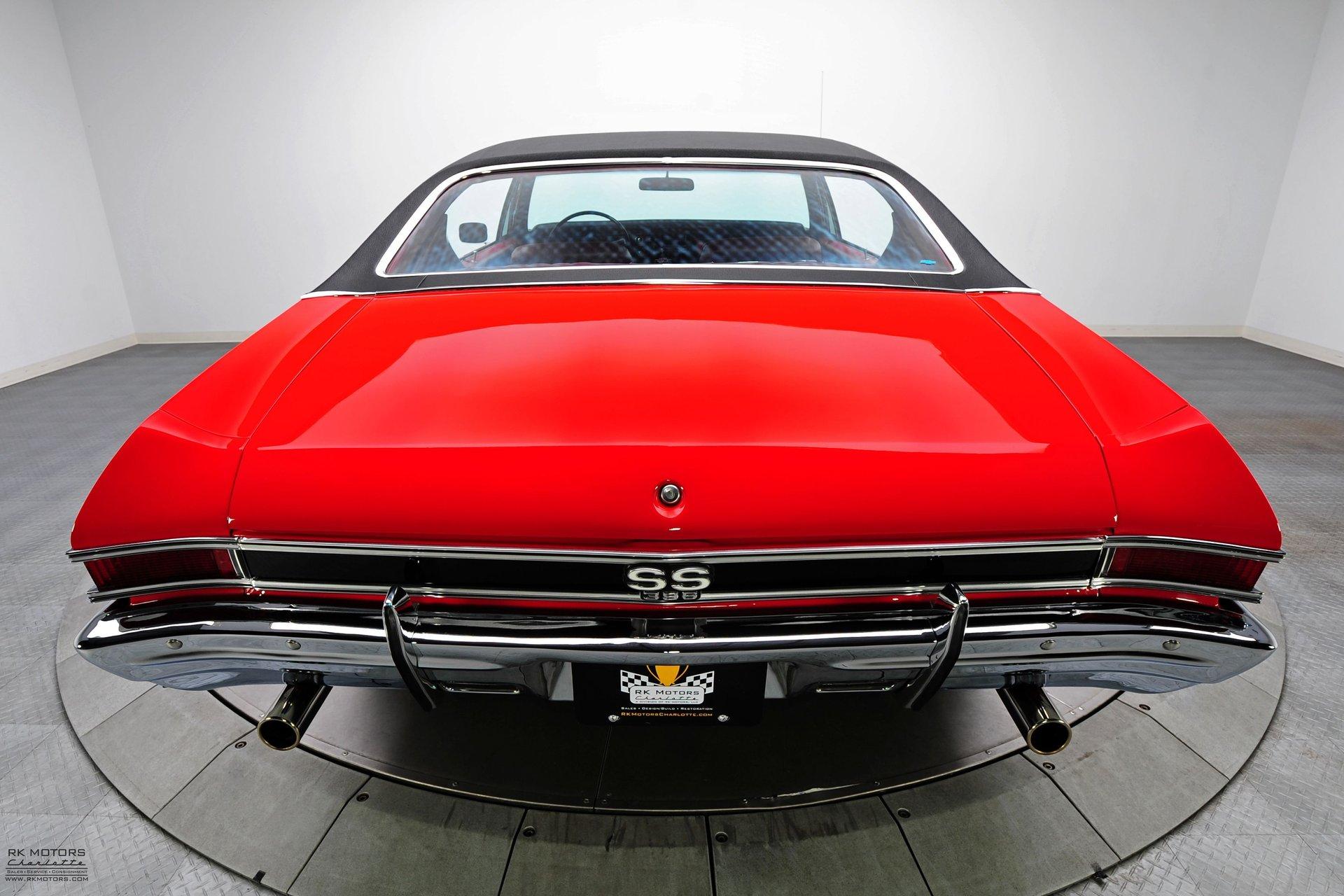 133073 1968 Chevrolet Chevelle RK Motors Classic Cars for Sale