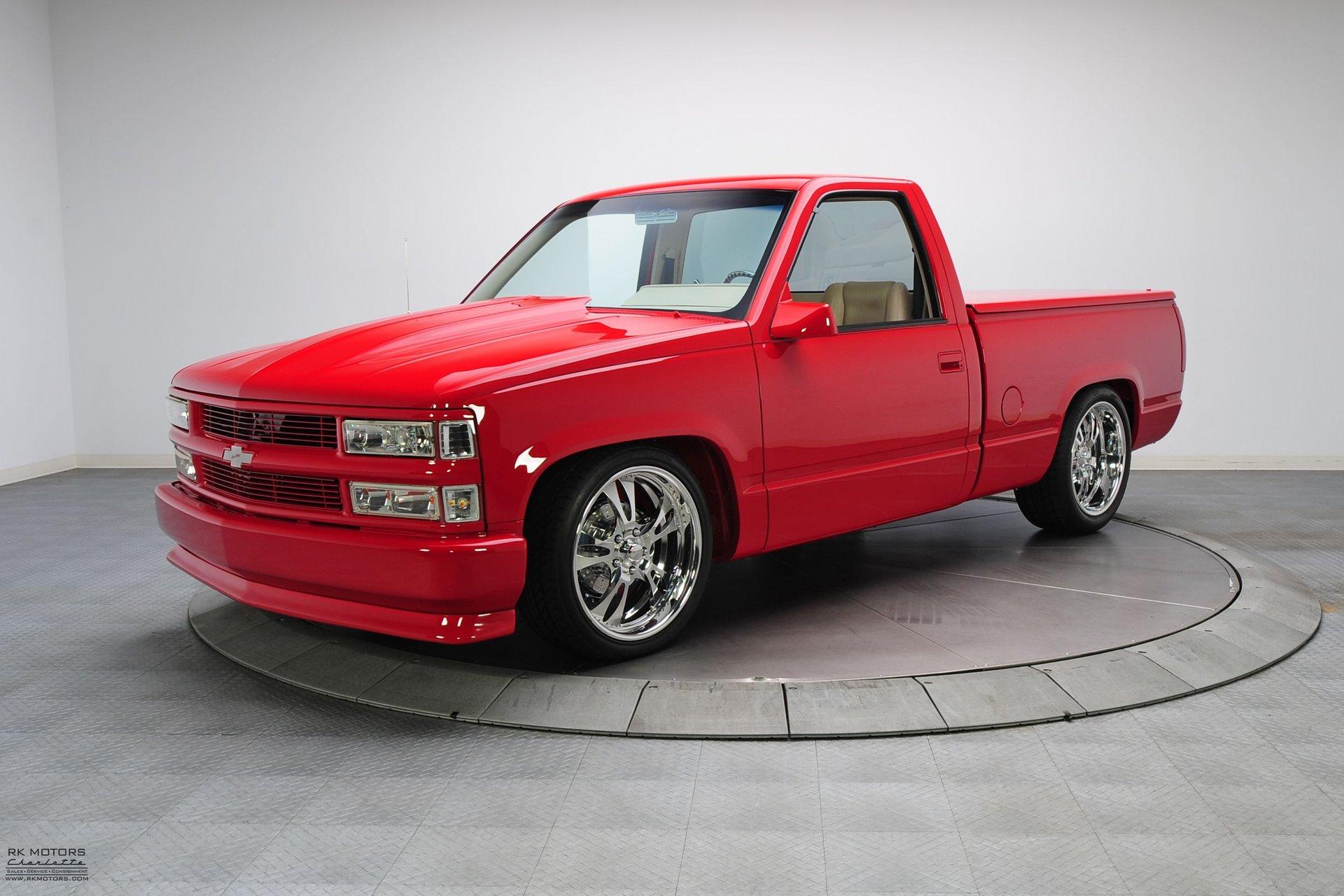133085 1992 Chevrolet C/1500 RK Motors Classic Cars for Sale