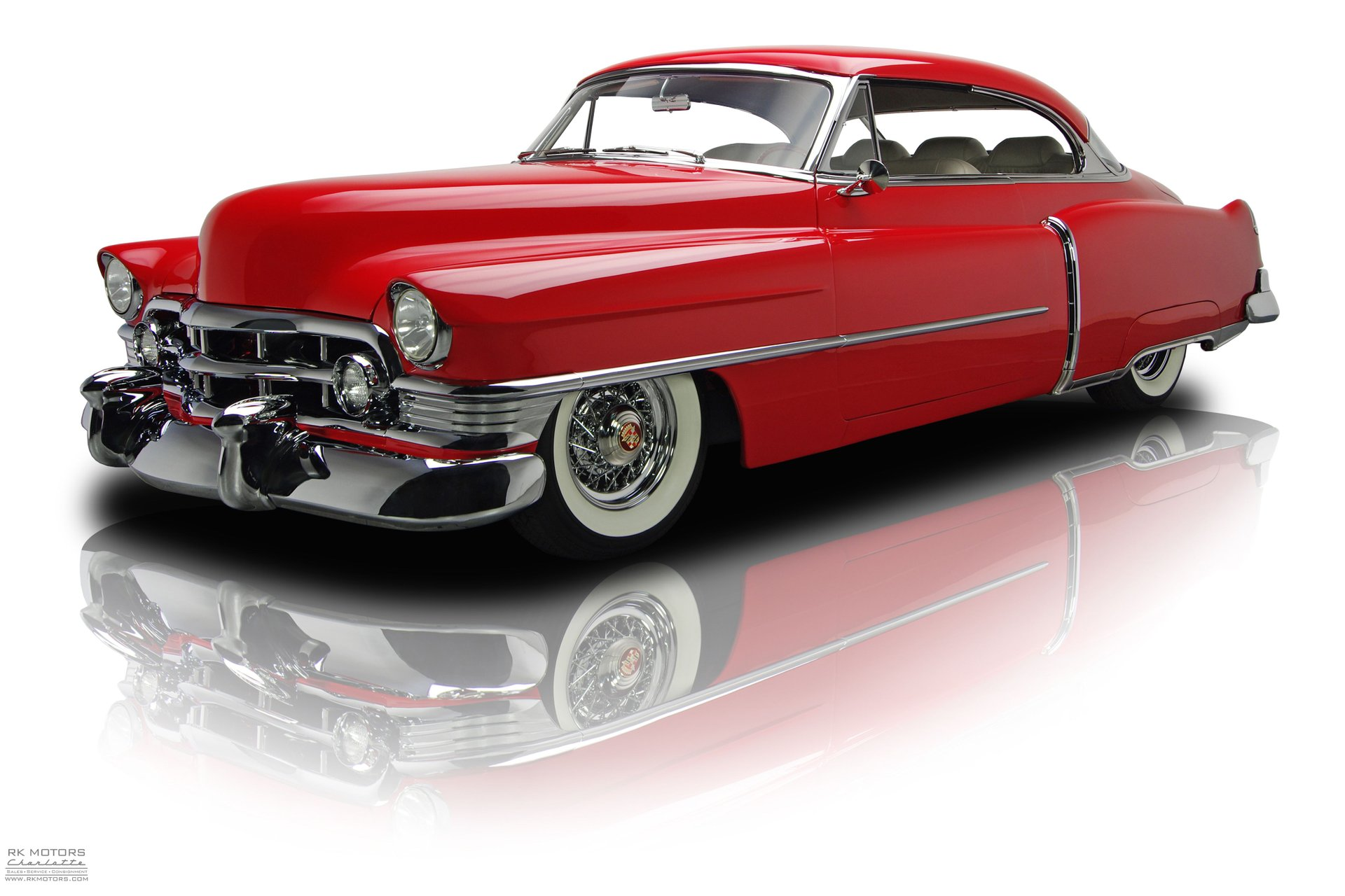 133087 1950 Cadillac Series 61 Rk Motors Classic Cars For Sale