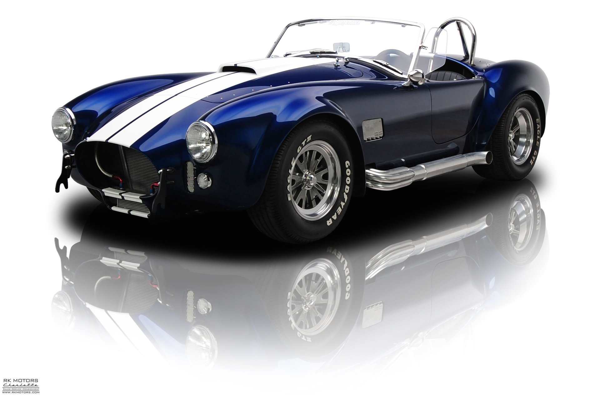 133089 1965 Shelby Cobra RK Motors Classic Cars for Sale