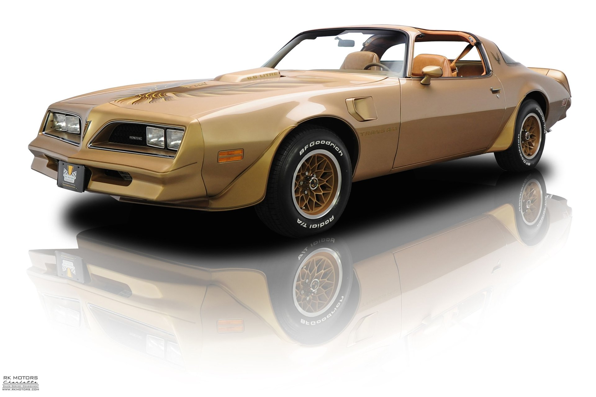 133090 1978 Pontiac Firebird Rk Motors Classic Cars And Muscle Cars For Sale