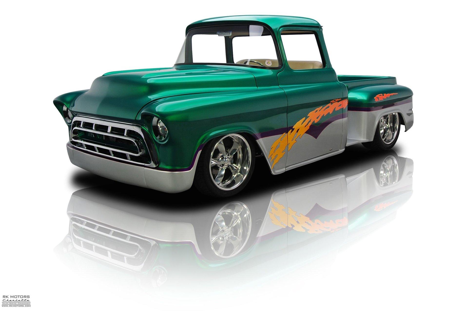 1957 chevrolet 1 2 ton pickup