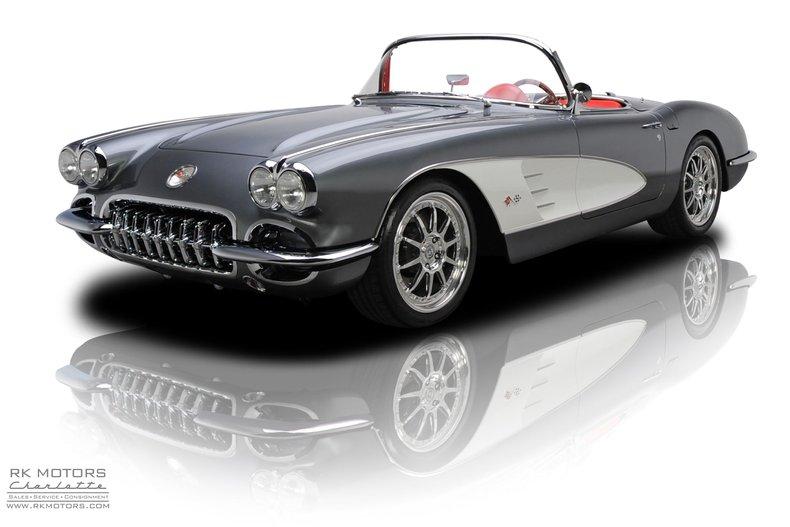 For Sale 1959 Chevrolet Corvette