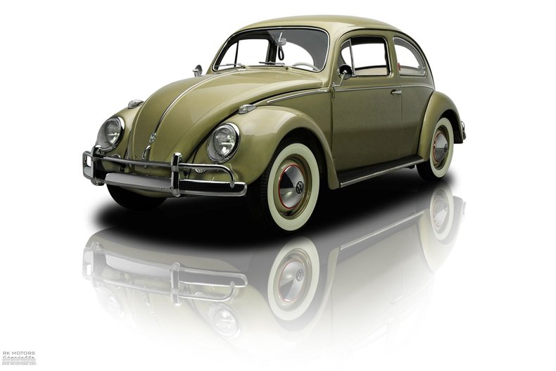 For Sale 1958 Volkswagen Type 1 Beetle