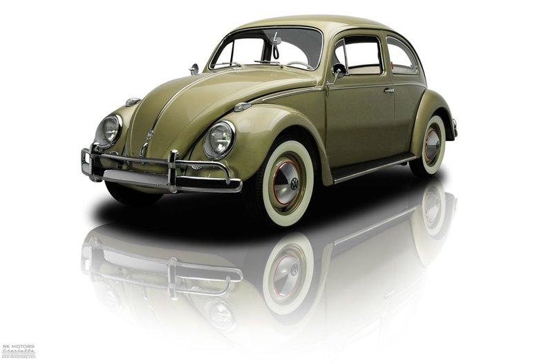 For Sale 1958 Volkswagen Type 1 Beetle