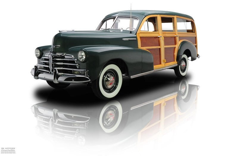 For Sale 1948 Chevrolet Fleetmaster