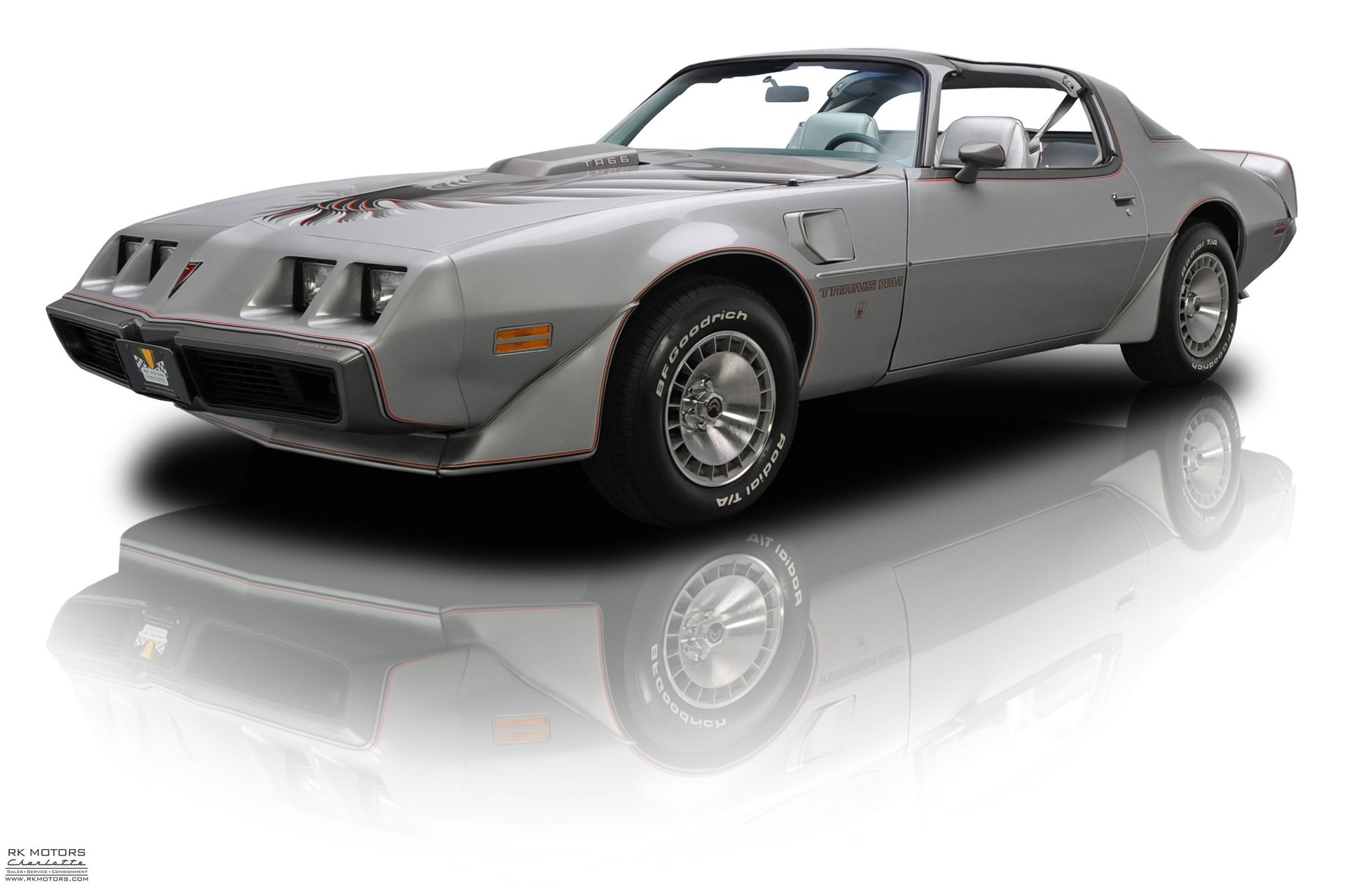 1979 pontiac firebird trans am 10th anniversary edition