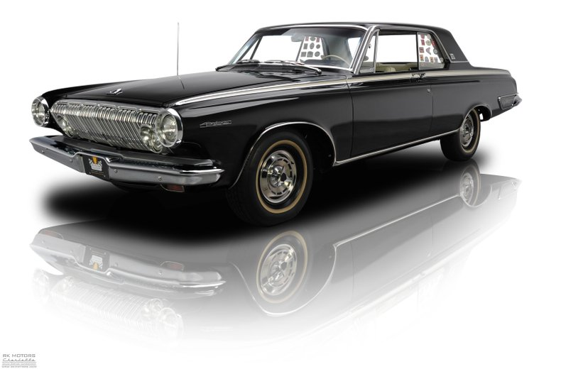 For Sale 1963 Dodge Polara