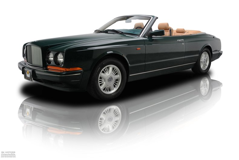 For Sale 1997 Bentley Azure