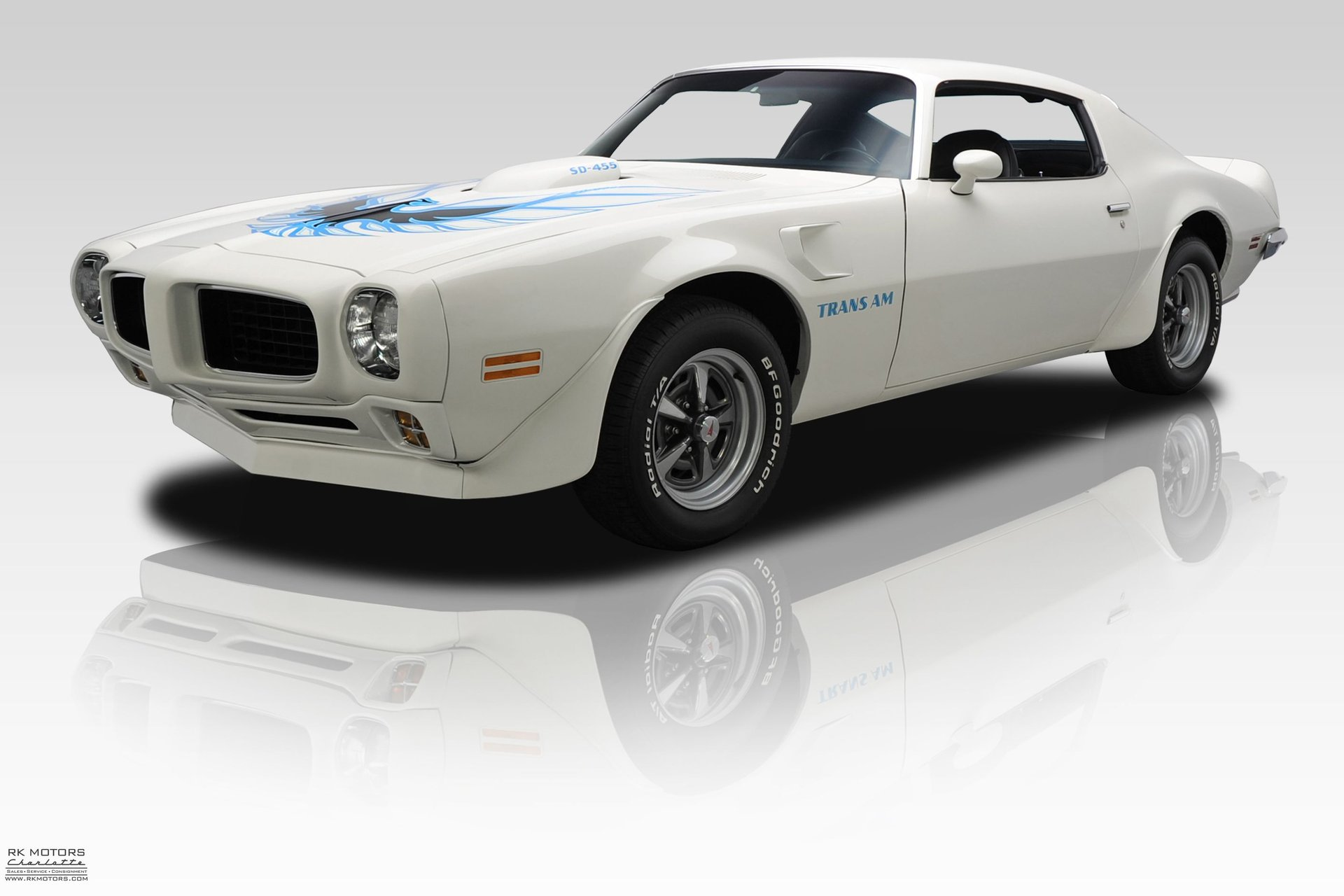 1973 pontiac firebird trans am super duty