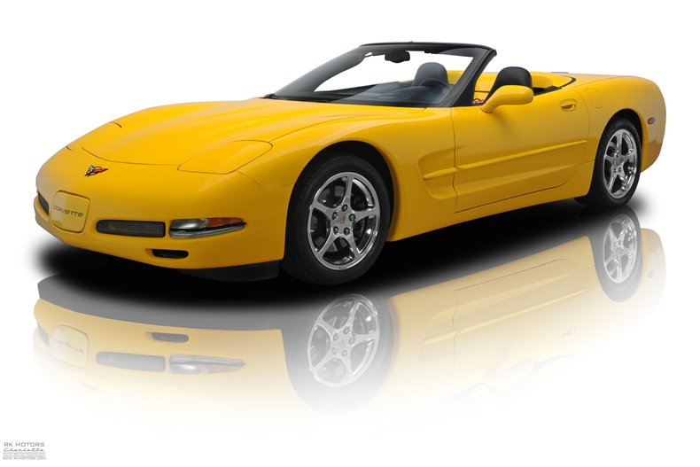 For Sale 2004 Chevrolet Corvette