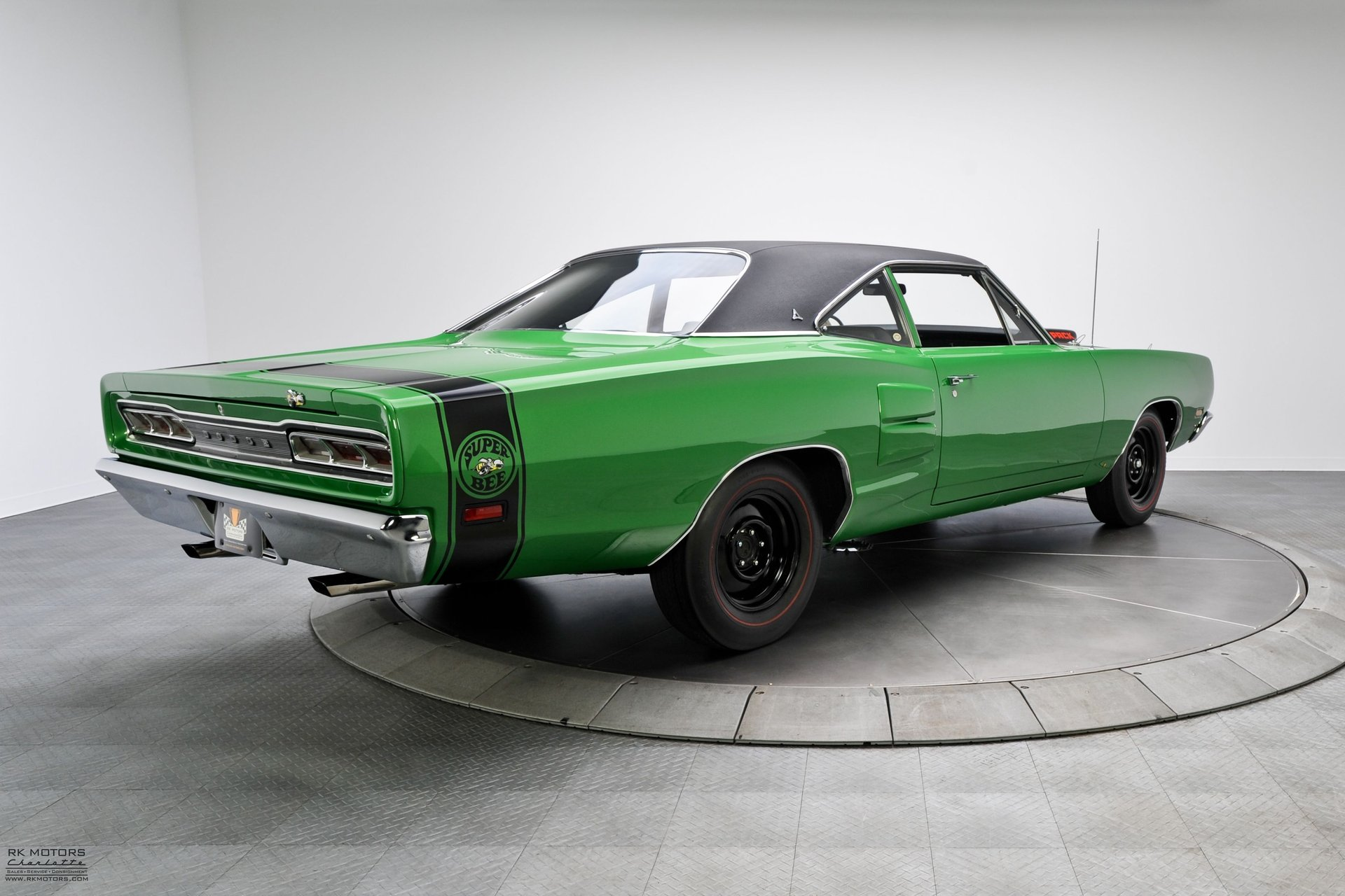 134555 1969 1/2 Dodge Coronet RK Motors Classic Cars for Sale