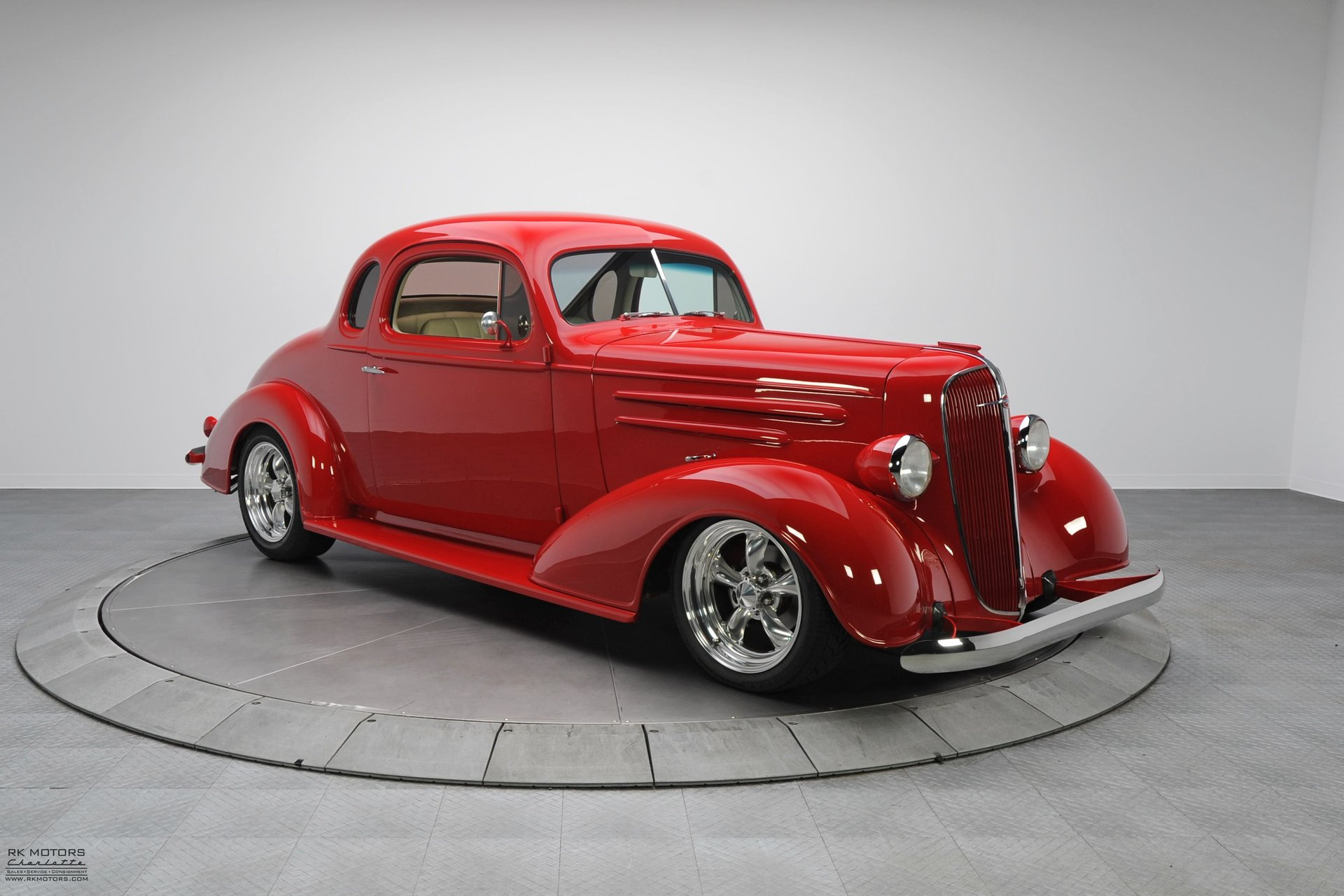 133309 1936 Chevrolet Coupe RK Motors Classic Cars for Sale