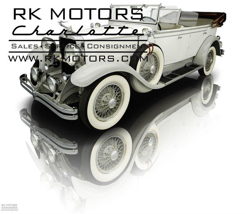 For Sale 1930 Nash Model 488