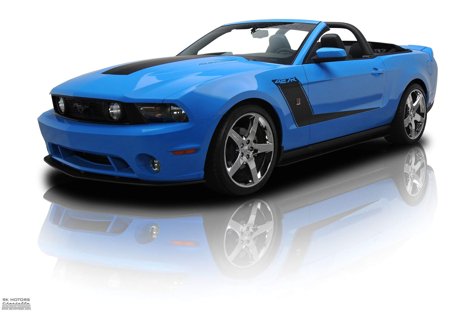 2010 ford mustang 427r