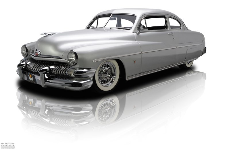 For Sale 1951 Mercury Sedan