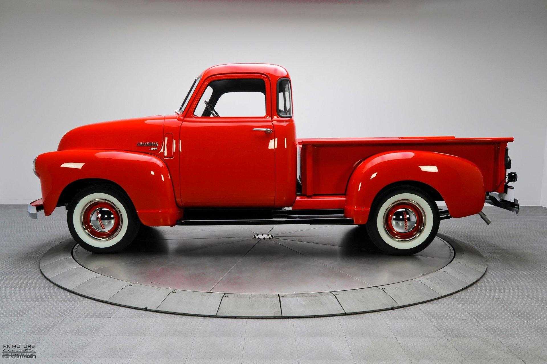 133361 1949 Chevrolet 3100 RK Motors Classic Cars for Sale