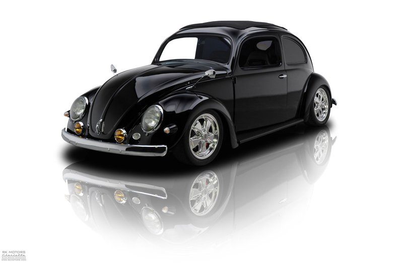 For Sale 1957 Volkswagen Type 1 Beetle