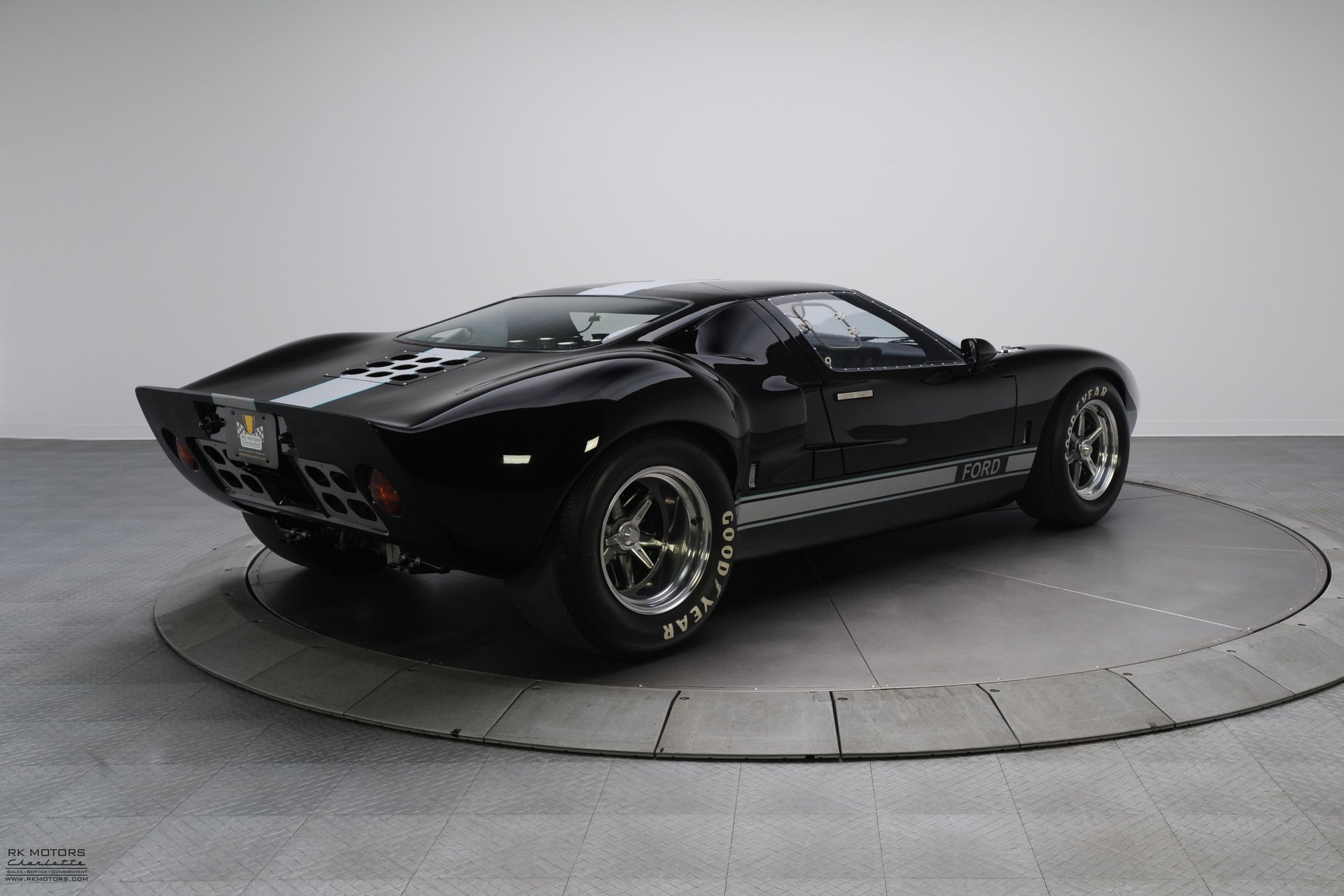 133368 1966 Ford GT40 RK Motors Classic Cars for Sale