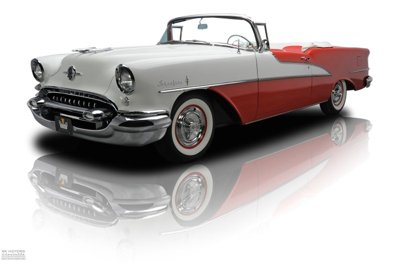 For Sale 1955 Oldsmobile Starfire