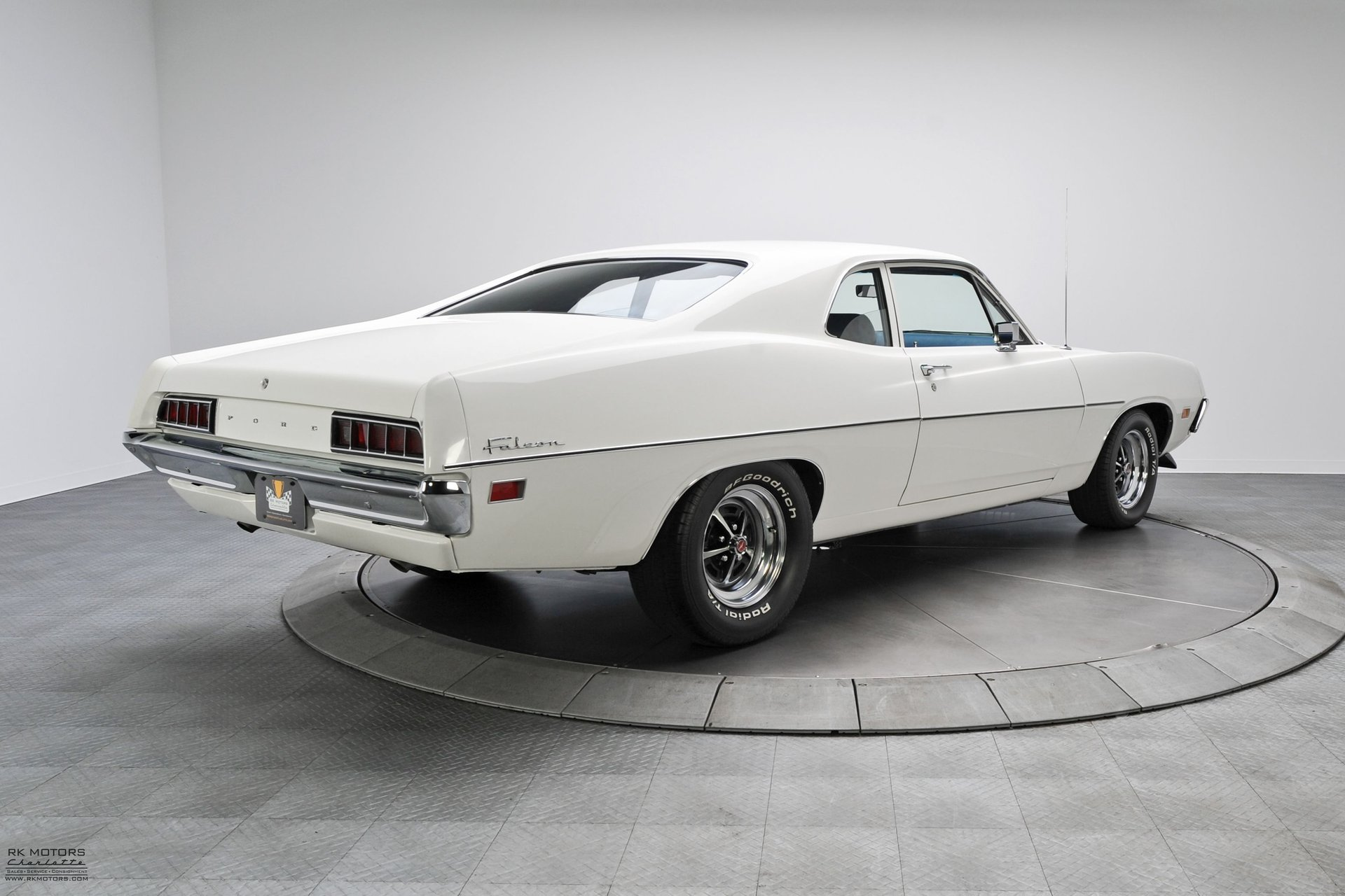133374 1970 1/2 Ford Falcon RK Motors Classic Cars for Sale