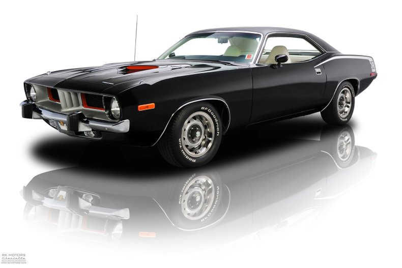 For Sale 1973 Plymouth 'Cuda