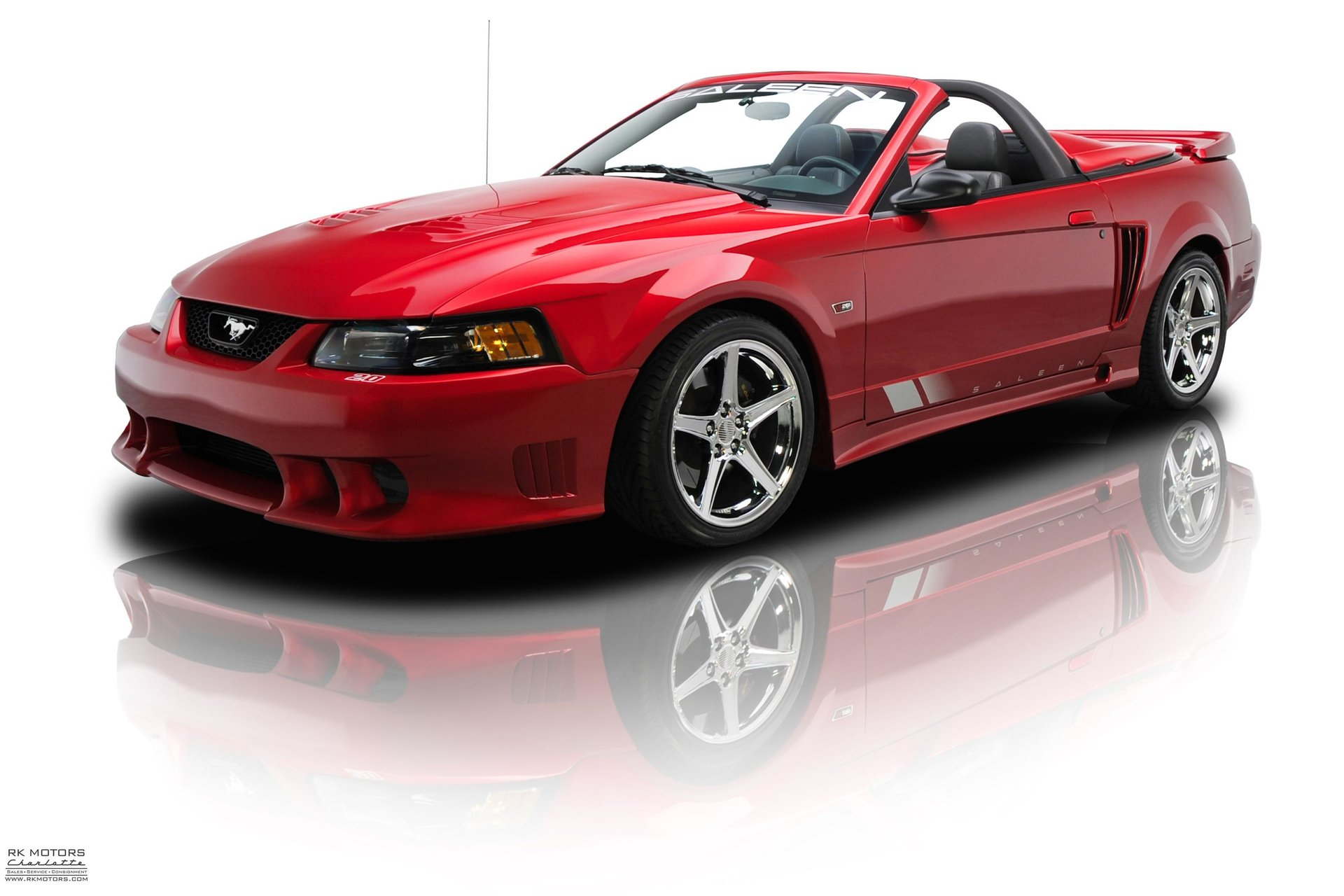 1 of 1 saleen s281 extreme convertible 4 6l 425 6 speed
