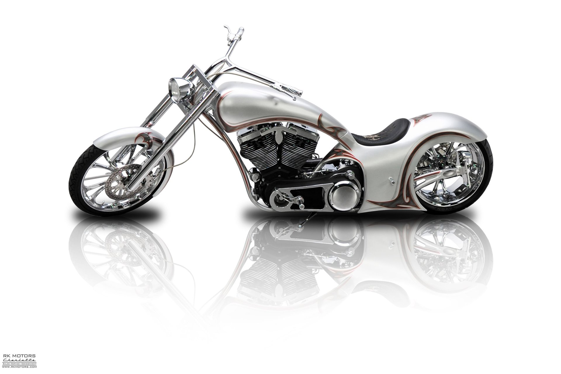 2005 kendall johnson customs chopper
